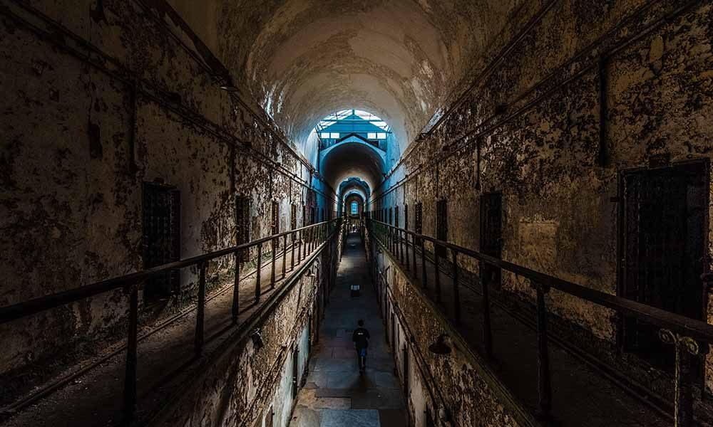 Eastern State Penitentiary - Unsplash