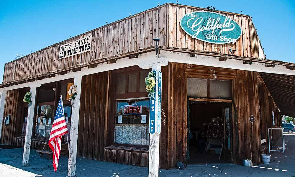 Goldfield - Sydney Martinez via Travel Nevada