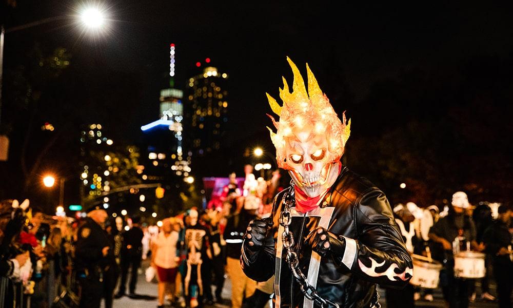 Village Halloween Parade 2 - Walter Wlodarczyk via NYC & Company